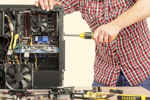 Computer repair as an essential business
